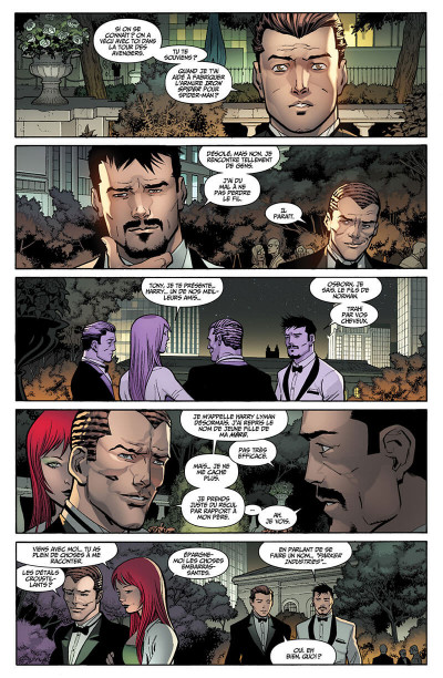 Page 7 All new amazing Spider-Man tome 3