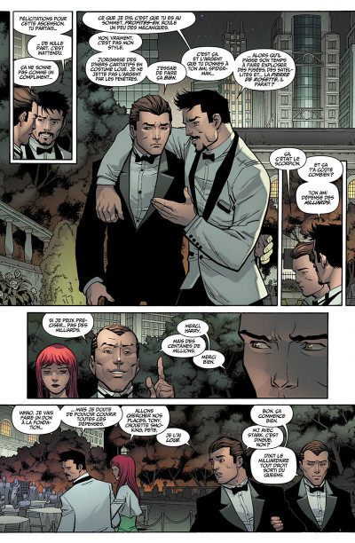Page 8 All new amazing Spider-Man tome 3