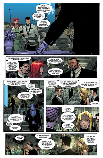 Page 9 All new amazing Spider-Man tome 3