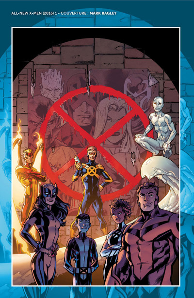 Page 4 All new X-Men tome 1