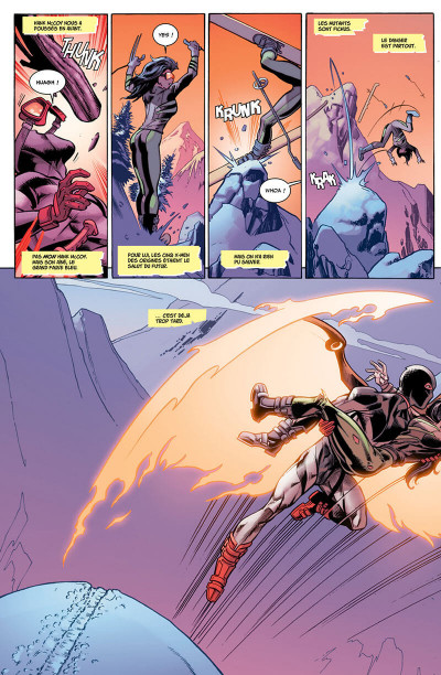 Page 6 All new X-Men tome 1