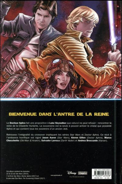 Dos Star Wars - La citadelle hurlante