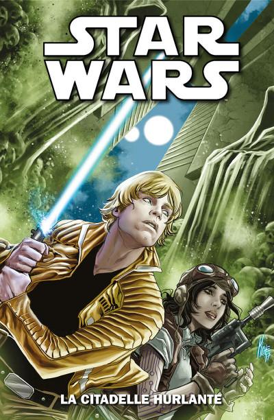 Page 1 Star Wars - La citadelle hurlante