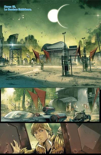 Page 6 Star Wars - La citadelle hurlante