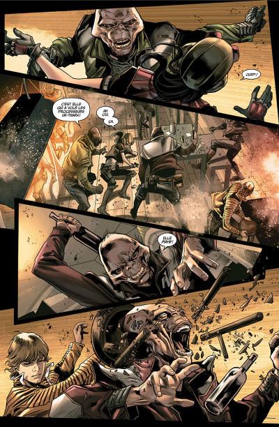 Page 9 Star Wars - La citadelle hurlante