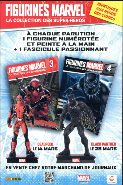 Dos Marvel universe tome 4