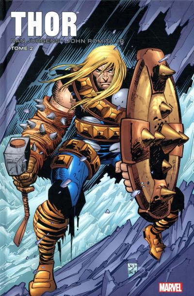 Couverture Thor par Jurgens et Romita Jr tome 2
