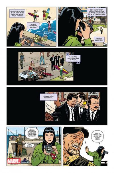 Page 2 Hawkeye tome 1