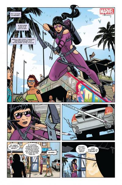 Page 5 Hawkeye tome 1