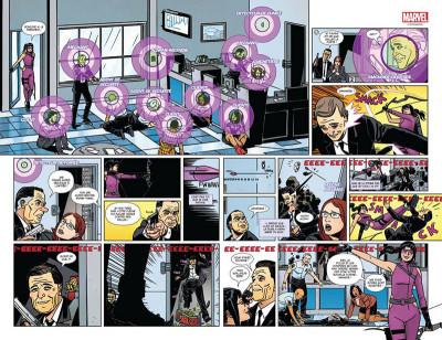 Page 6 Hawkeye tome 1