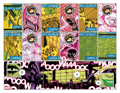 Page 4 Nick Fury