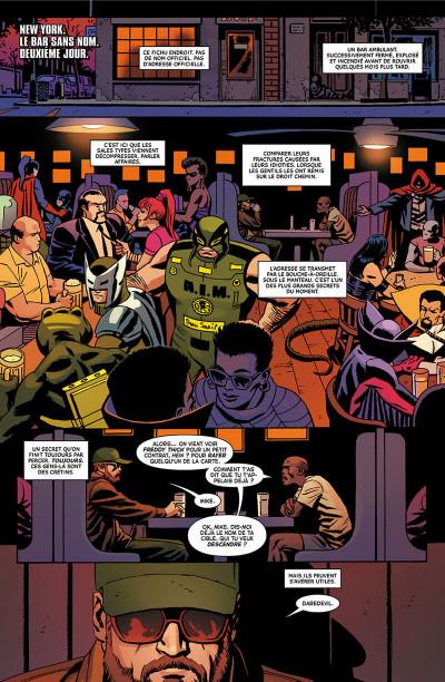 Page 5 Daredevil tome 4