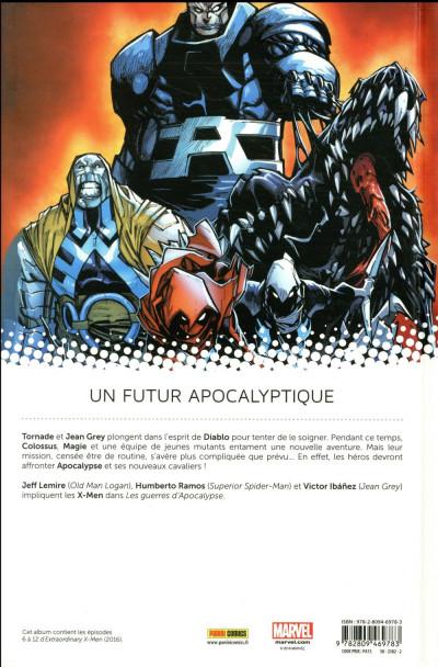 Dos Extraordinary X-Men tome 2