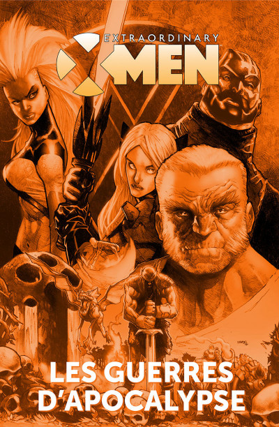 Page 1 Extraordinary X-Men tome 2