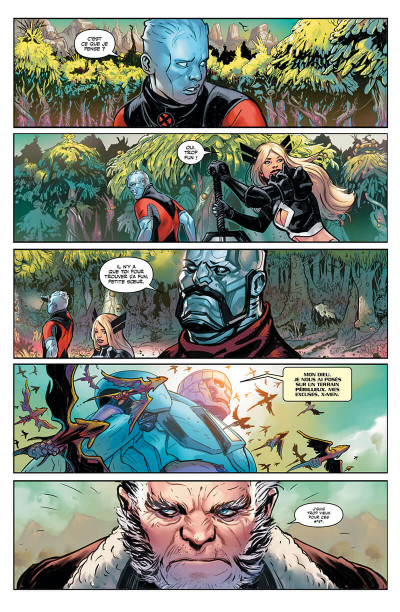 Page 5 Extraordinary X-Men tome 2