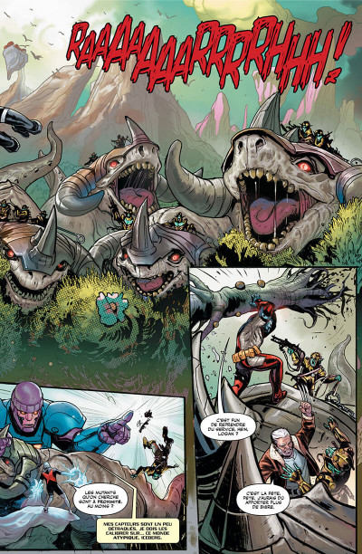 Page 7 Extraordinary X-Men tome 2