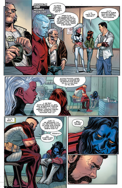 Page 8 Extraordinary X-Men tome 2