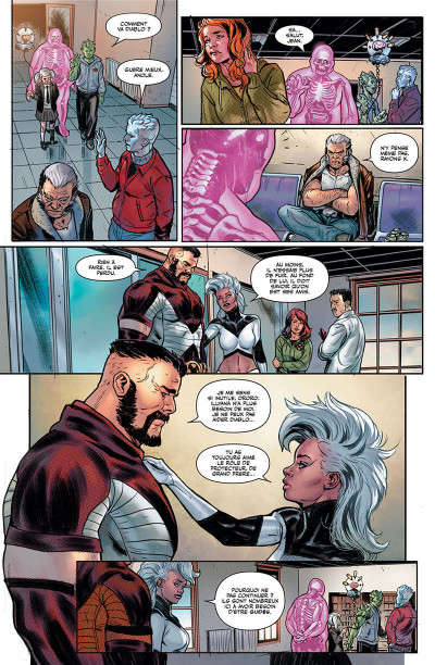 Page 9 Extraordinary X-Men tome 2