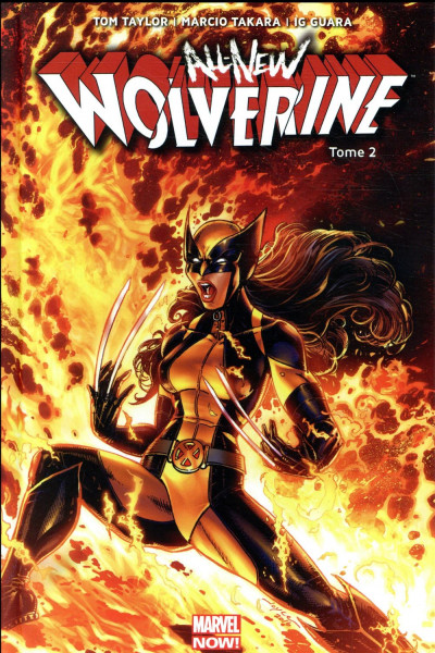 Couverture All new Wolverine tome 2