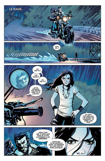 Page 5 All new Wolverine tome 2