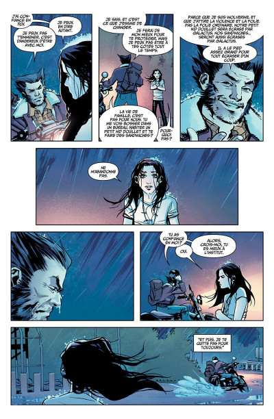 Page 6 All new Wolverine tome 2