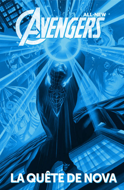 Page 1 All new avengers tome 2