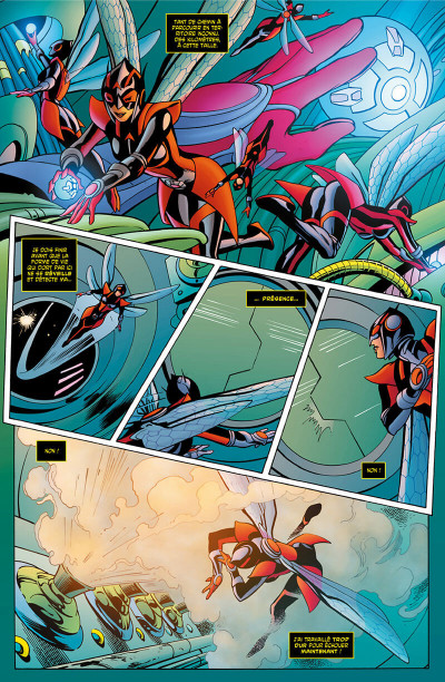 Page 8 All new avengers tome 2