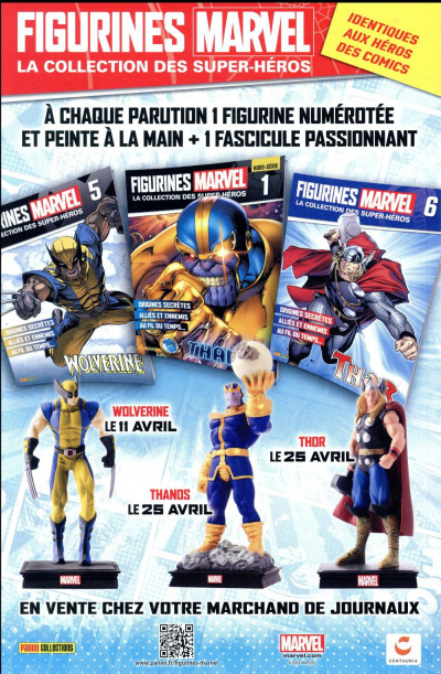 Dos Avengers universe tome 3