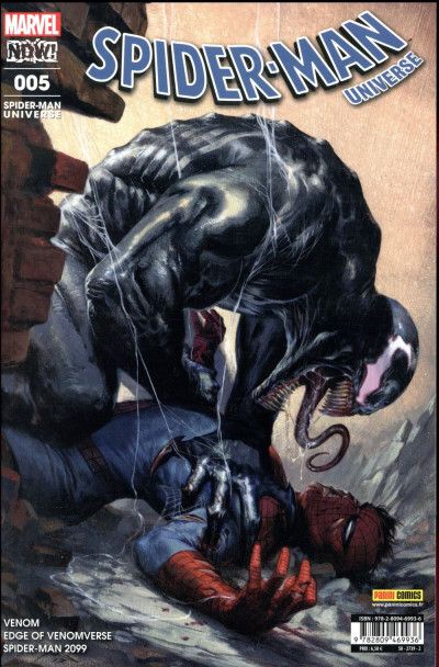 Couverture Spider-man universe tome 5