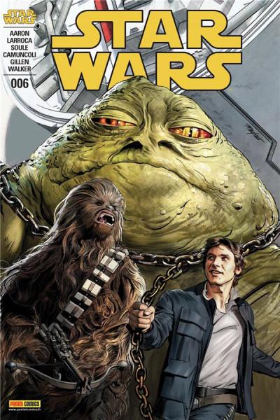 Couverture Star wars - fascicule série 2 tome 6 (couverture 1/2)