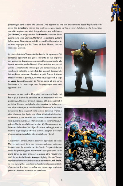 Page 5 Je suis Thanos