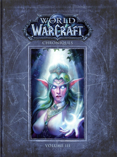 Couverture World of warcraft - Chroniques tome 3