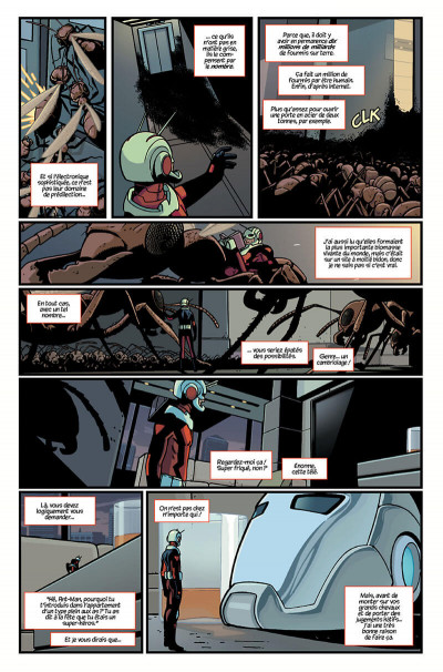 Page 8 Ant-man - deluxe