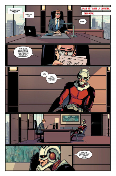 Page 9 Ant-man - deluxe