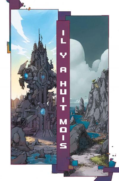 Page 6 Inhumans vs X-Men