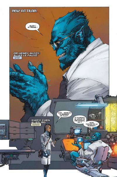 Page 7 Inhumans vs X-Men