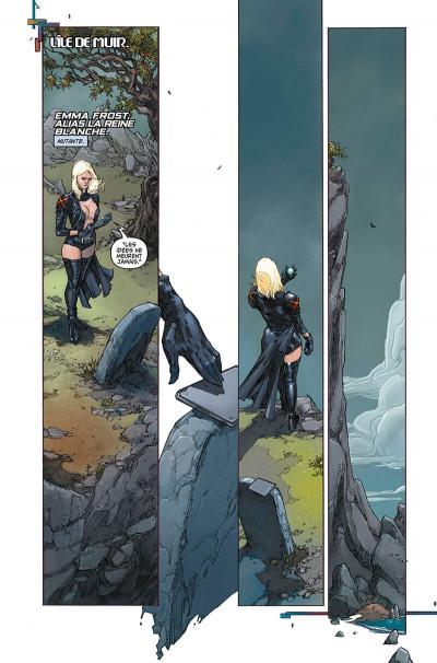 Page 8 Inhumans vs X-Men