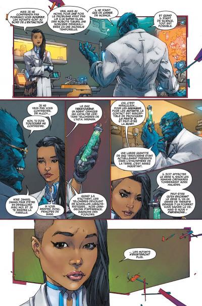 Page 9 Inhumans vs X-Men