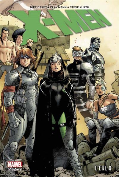 Couverture X-Men - Age of X