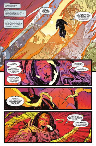 Page 7 Indestructible Hulk tome 2