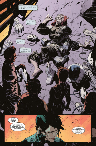 Page 9 Indestructible Hulk tome 2