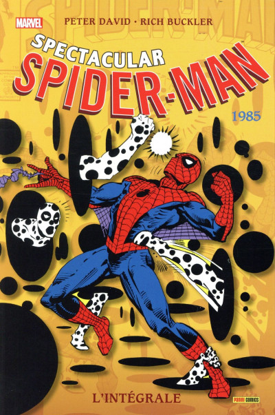Couverture Spectacular Spider-Man - intégrale tome 40
