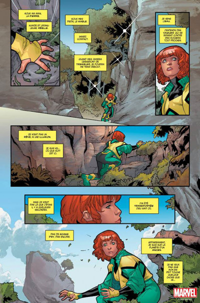 Page 1 Marvel generations tome 1
