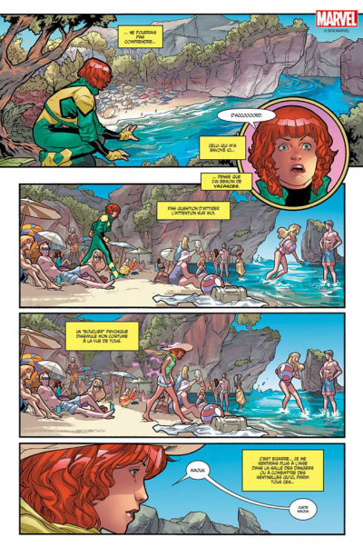 Page 2 Marvel generations tome 1