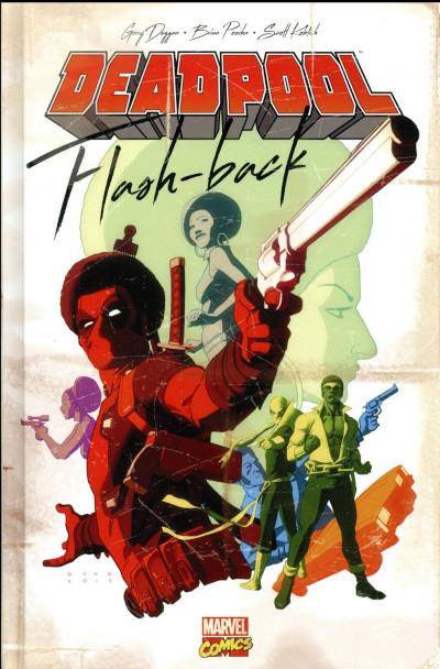 Couverture Deadpool - flashbacks