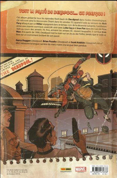 Dos Deadpool - flashbacks