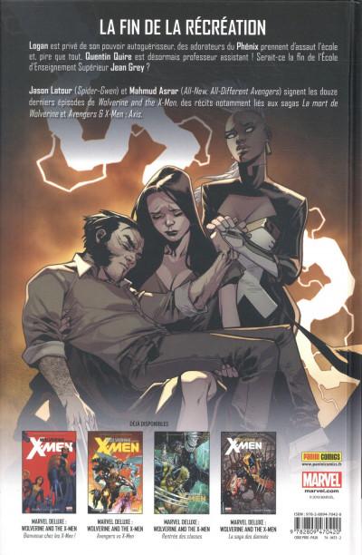 Dos Wolverine et les X-men tome 5