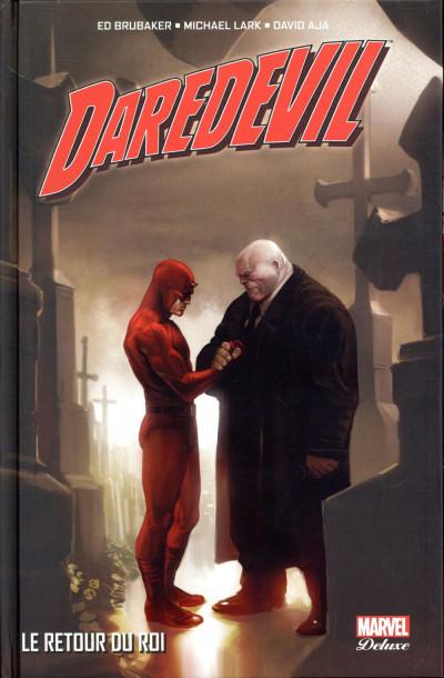 Couverture Daredevil par Brubaker tome 4