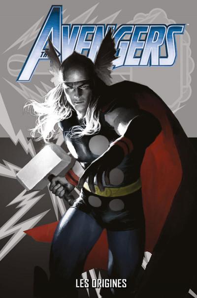 Page 1 Avengers - les origines