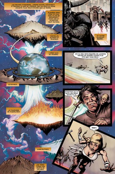 Page 6 Avengers - les origines